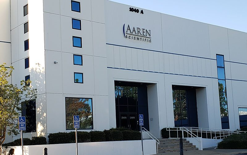 aaren-scientefic-building